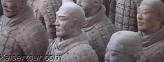 Terra Cotta Warriors of Xi'an